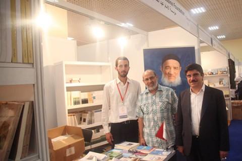 المشاركة في المعرض الدولي للكتاب باستانبول