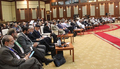 مشاركة في المؤتمر الثالث لمنتدى كوالالمبور للفكر والحضارة