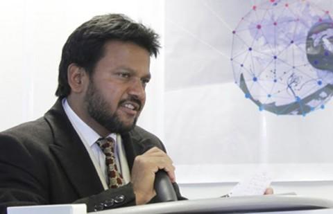 مختصر كلمة الدكتور محمد ثناء الله الندوي من الهند