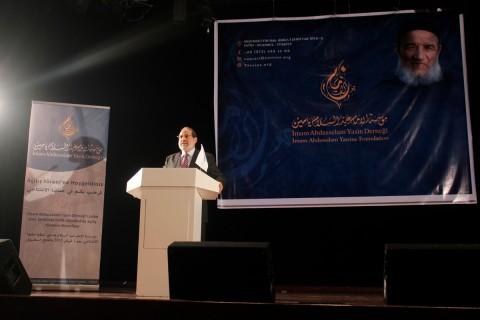 افتتاح مركز المؤسسة باسطنبول